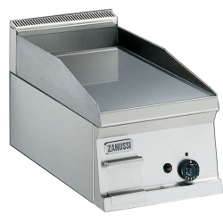 ZANUSSI - FRY TOP A GAS SERIE SNACK 600
